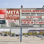 Les magasins Lube et Creo de Milan communiquent avec l'agence Web LU3G