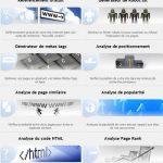 Outils Webmaster pour les utilitaires en ligne