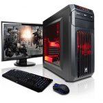 Configuration PC pour jeux de milieu de gamme