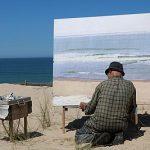 La forme de la peinture décorative doit correspondre à la forme de l'espace