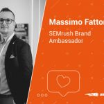 Massimo Fattoretto est le nouvel ambassadeur de la marque SEMrush