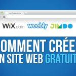 Comment ouvrir un site web gratuitement