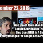 Bing utilise BERT depuis avril