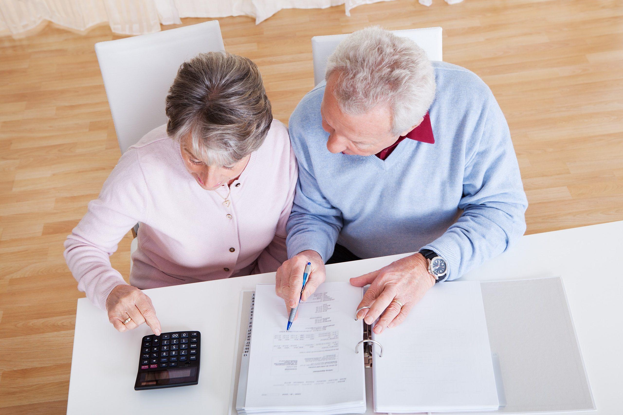 budgetisation retraite