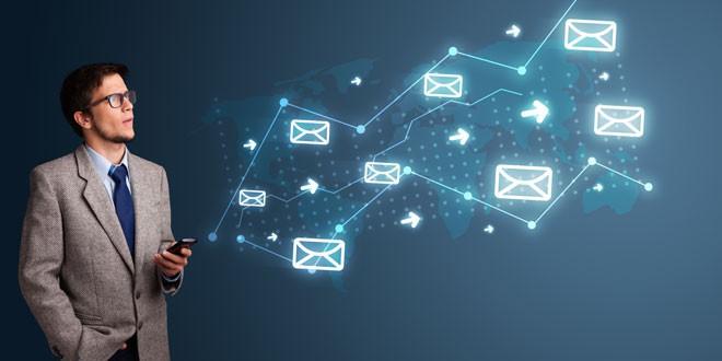 transfert de courrier en ligne