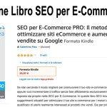 Critique de livre E-Commerce PRO SEO