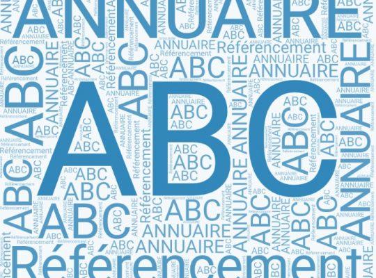 ABC annuaire Référencement