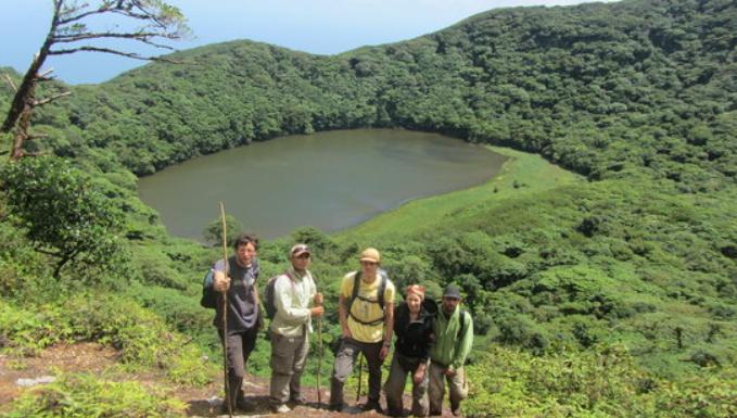 randonnée volcans Ometepe