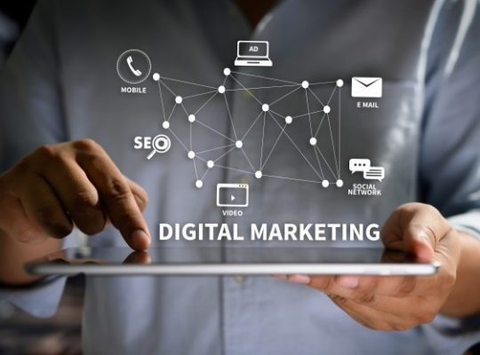 digital marketing builderall
